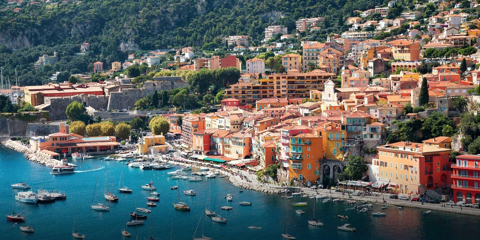Kryssning / Cruise Rivieran Medelhavet / Middelhavet Club Eriks