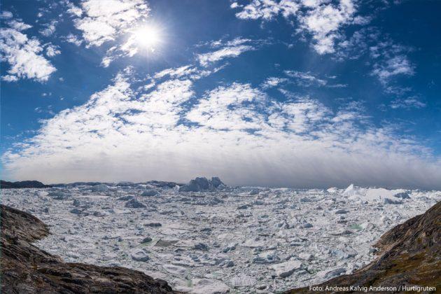Ilulissatfjorden-Gronland-Hurtigruten