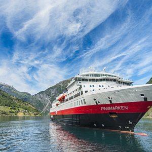 MS Finnmarken Norges Kust Hurtigruten