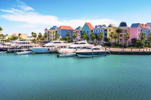 MSC Bahamas Nassau