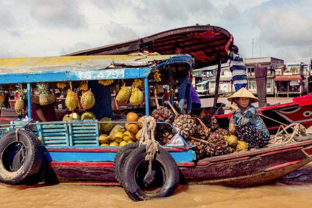 Cai Be, Mekong