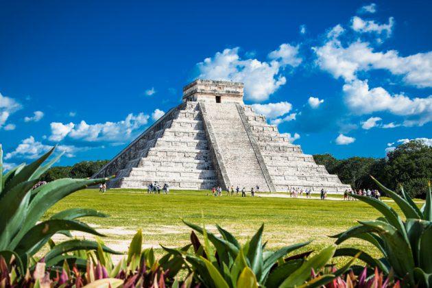 Chichen Itza i Mexiko