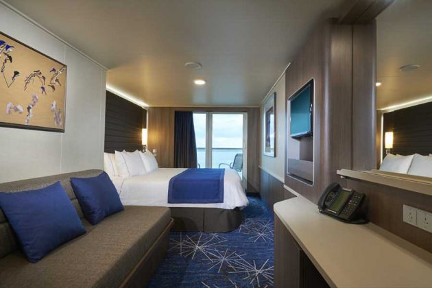 NCL Joy Mini Suite