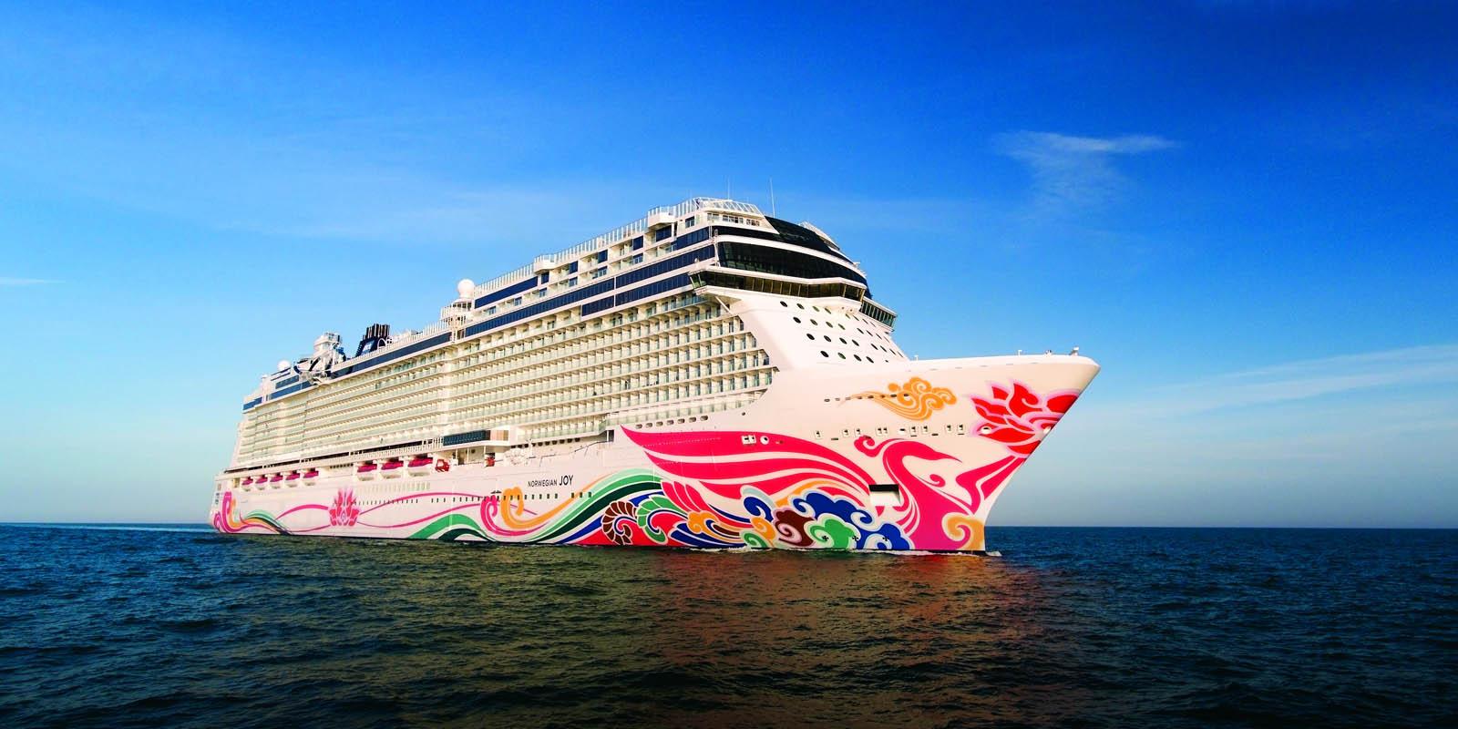 NCL Joy Ship