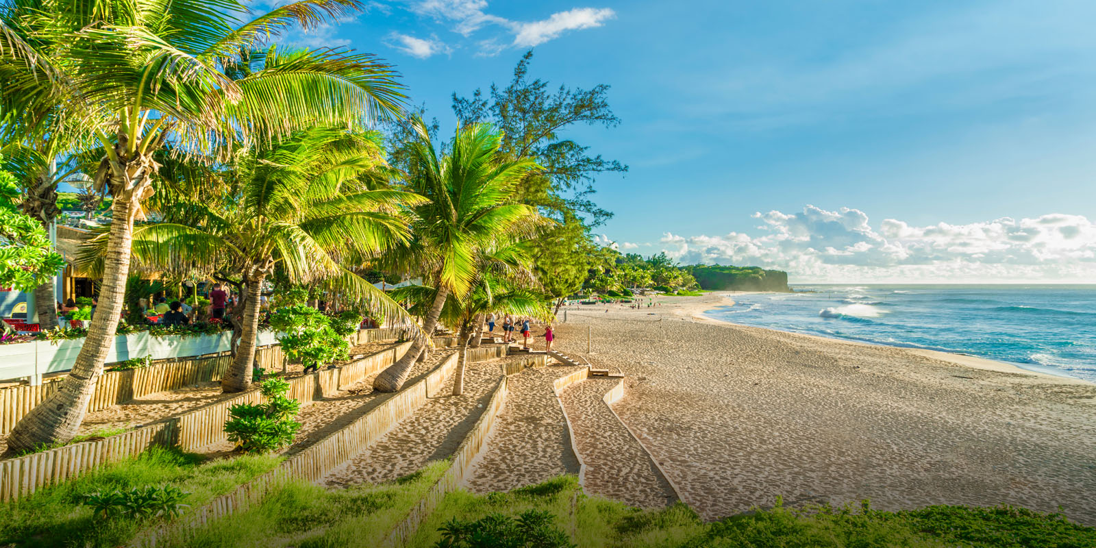 Reunion Boucan Canot Beach