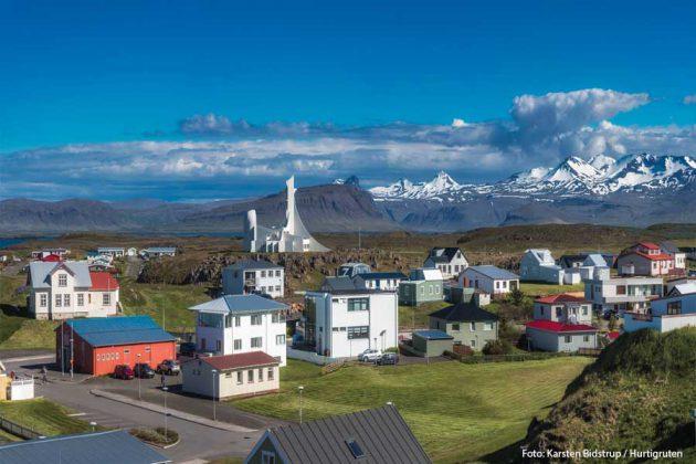 Stykkisholmur Island HGR