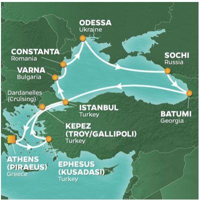 Karta-Svarta-havet