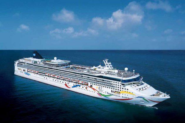 NCL Ship Dawn