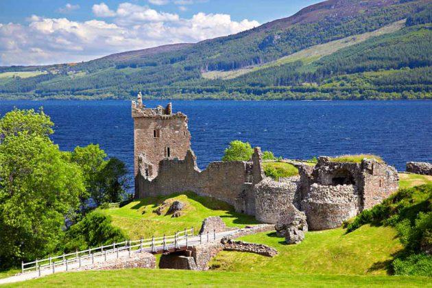 Skottland Loch Ness