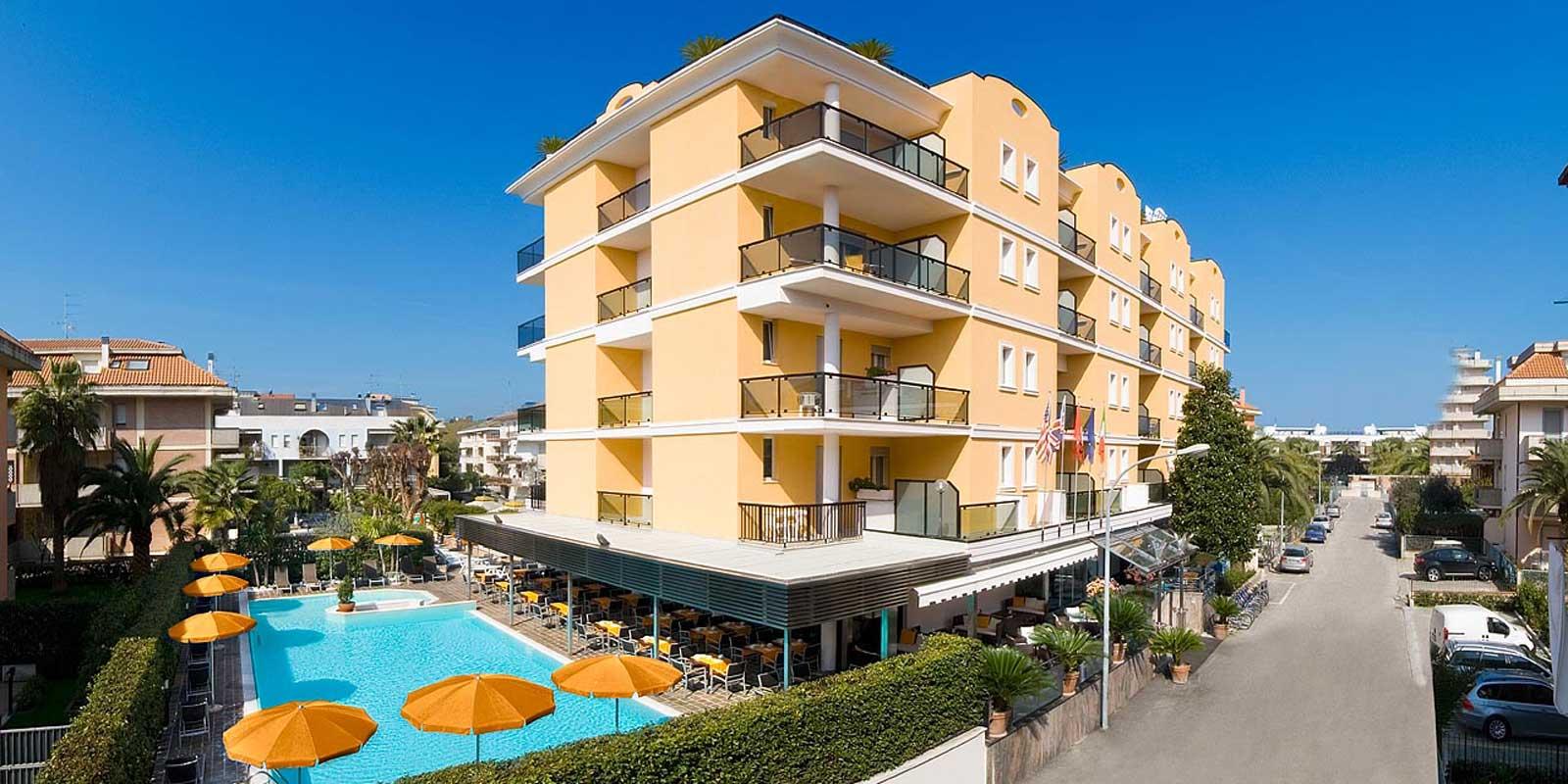 Hotel Imperial i Porto d'Ascoli