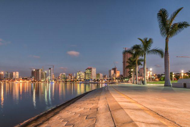 Luanda i Angola