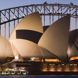 Operahuset i Sydney.