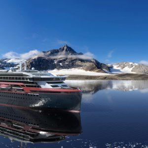 Fartyget MS Fridtjof Nansen
