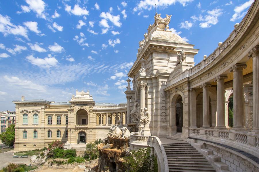 Palais Longchamp i Marseille