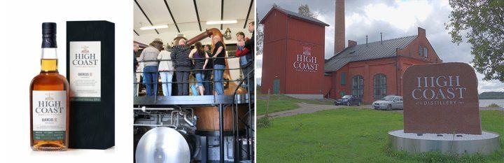 High Coast Distillery i Ångermanland