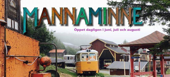 Mannaminne i byn Häggvik i Nordingrå