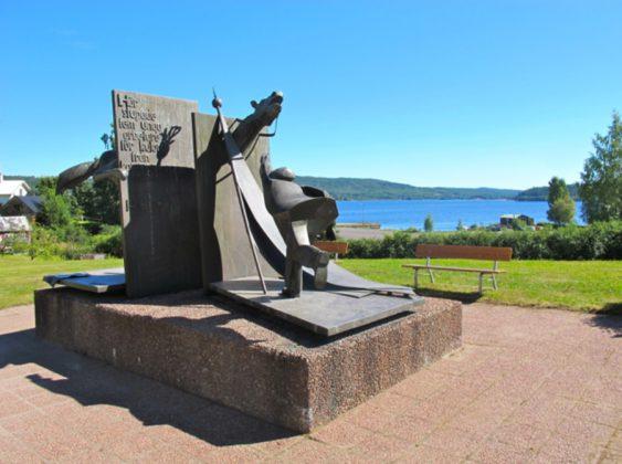 Monumentet Ådalen 31
