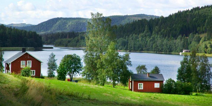 Natursköna Ångermanland