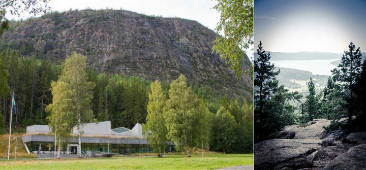 Skuleberget i Ångermanland