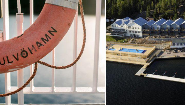 Ulvöhamn Ångermanland