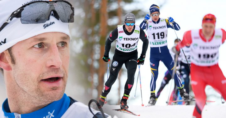 Vintersport i Jämtland