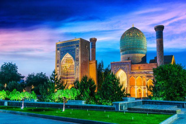 Gur e Amir i Samarkand