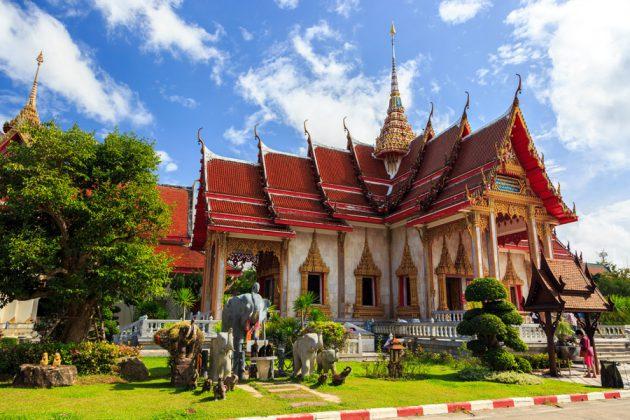 Wat Chalong, Phukets viktigaste tempel